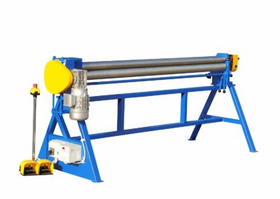 Rolling machine ZW-2000/0.6 Electric drive